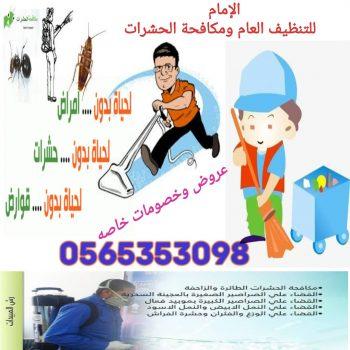 شركة الامام |مكافحة الحشرات دبي | 0565353098