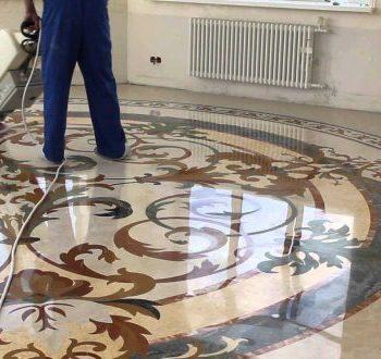 شركة تلميع وجلى الرخام ابو ظبي | شركة الامام 0565353098
